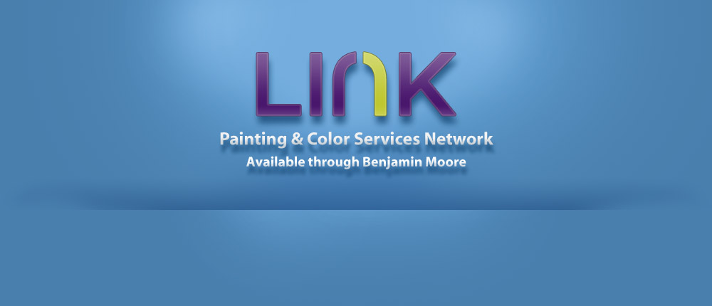 LINK Professional Services - Available through Benjamin Moore Paints